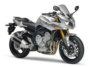 Мотоциклы yamaha дорожные fz 1 fazer